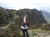 Navigation training mountains