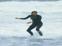 Learn to surf in perfect conditions