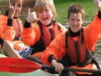 Have a blast on the water canoeing