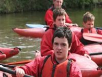 Kayaking is a great group experience