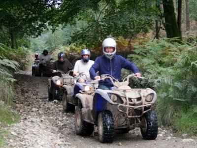 Devon Leisure Off Road Activities