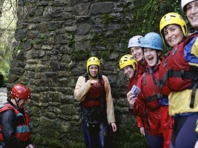 Taff Valley Quad Bike & Activity Centre Canyoning