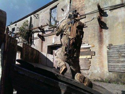 Borderline Combat Airsoft
