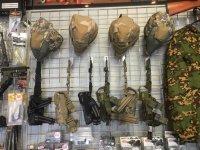 Military Bunker shop