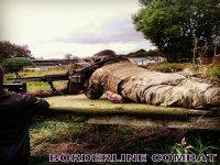 Camouflage combat