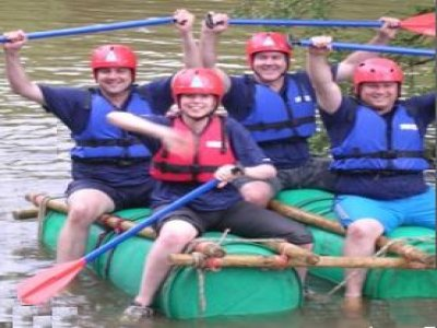 Fire Events Rafting