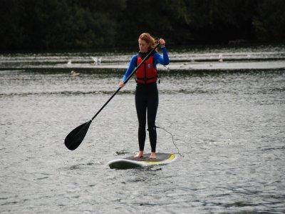 Devon Windsurf & Canoe Centre Paddleboarding