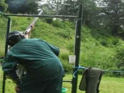 Fire Events Clay Pigeon Shooting