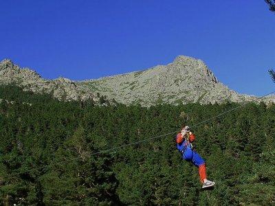Cañada Verde Tirolina