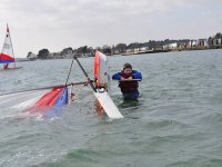 Sailing effor
