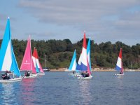 Group Sailing Sessions