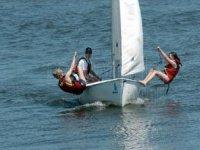 Sailing duo