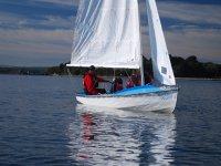 Sailing on the Fuzzy Wuzzy