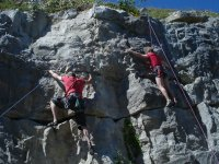 Group Climbing Sessions at Portland