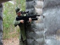 Well hidden sniper