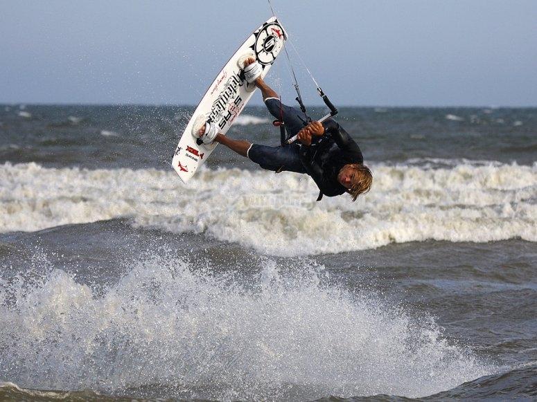 Wakeboarding stunts