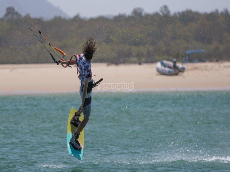 kitesurfing packages