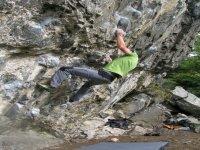 Bouldering North Wales