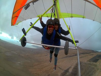 Lanzarote Hang Gliding Flights