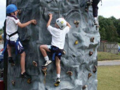 Noahs Ark Outdoor Activity Centre Climbing