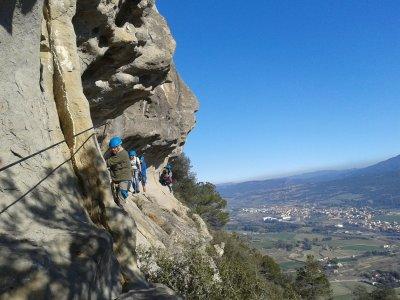 Climbasana Vía Ferrata