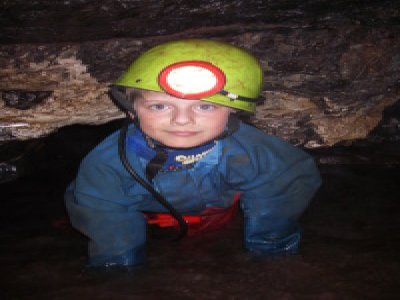 The Cardiff Outdoor Activities Team Caving