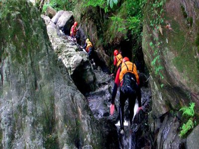 UNO Outdoor Activities Canyoning