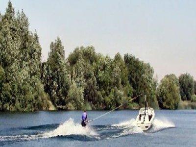 Billabong Water Sports and Caravan Park Water Skiing