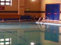 Their indoor pool
