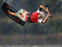 Acrobacies in kitesurfing