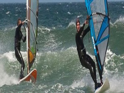 Boardskillz Windsurfing