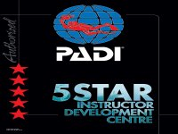 Five Star Instructor Development Dive Centre