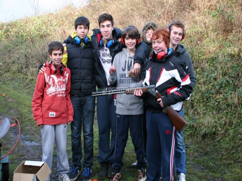 Group of Youngsters on Birthday outing
