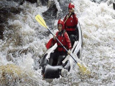 Adventure North Wales Rafting