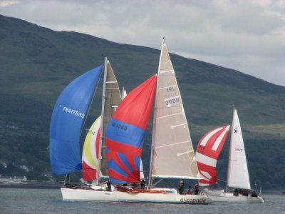 Quoile Yacht Club Sailing