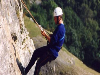 Adventure North Wales Abseiling