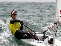An exhilarating sail
