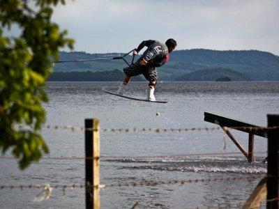 Loch Lomond Wakeboard Wakeboarding