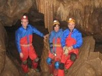 Group cave experience