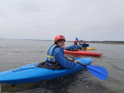 Plas Gwynant Outdoor Education Centre Kayaking