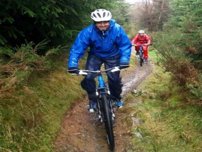 Plas Gwynant Outdoor Education Centre Mountain Biking