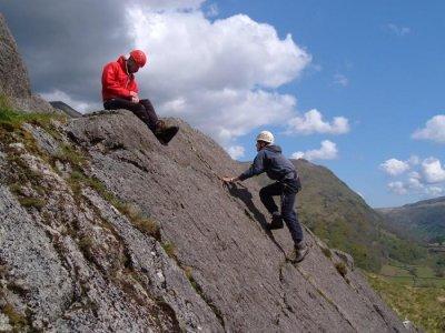Plas Gwynant Outdoor Education Centre Climbing