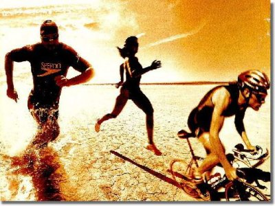 Extreme Athletes Embark on Challenging Triathlon Cancer Fundraiser