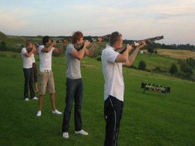 Top Events GB Clay Pigeon Shooting