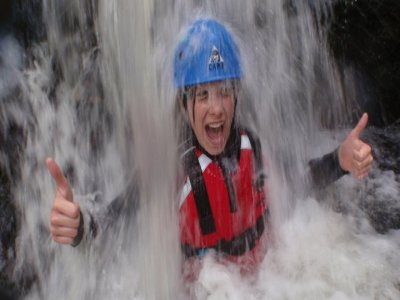 Canyoning and Gorge Walking Wales