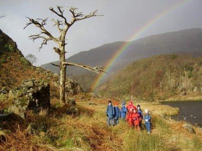 Plas Gwynant Outdoor Education Centre Hiking