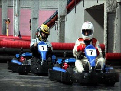 Scratch Indoor Karting Penedés