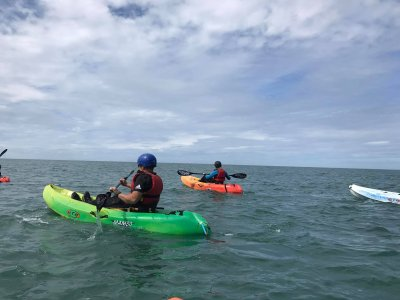 Sea Kayaking 2.5 Hours South West Wales
