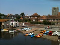 Hire some canoes from Wareham Boat Hire