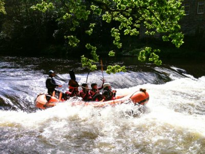 White Water Rafting Experience Wales